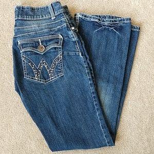 Wrangler Jeans size 7/8 x 32